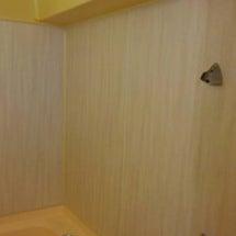 お風呂の壁紙