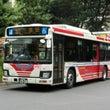 三鷹で関東バスなど撮…