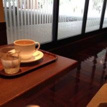 カフェでの静かな時間
