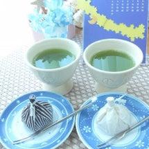 夏においしい抹茶味☆…