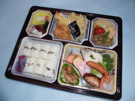 徳島ボルティス1620円ボリューム弁当