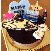 ★3歳B.Dケーキ★