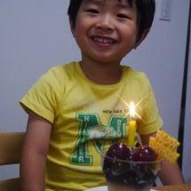 リッキー祝3歳8カ月