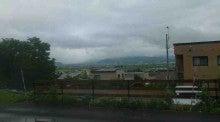 10日朝8時雨