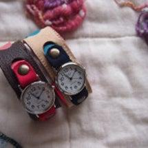腕時計2つ♡