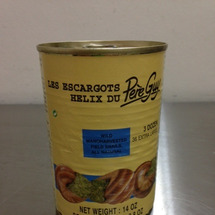仏産 エスカルゴ 缶
