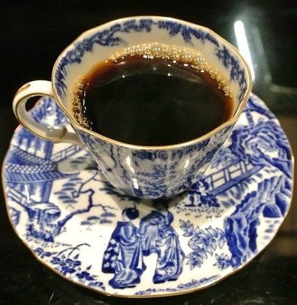 銀座五明 アンティークカップ
