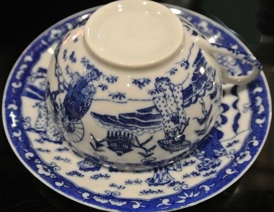 銀座五明 丸直製陶所アンティークカップ