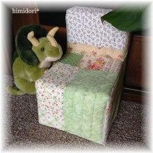牛乳パック椅子 カバー 作り方