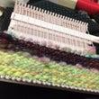 毛糸の落書き≪ミニ織…