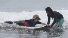 お盆休みサーフィンスクール千葉