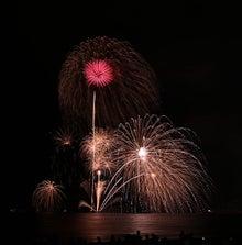 鎌倉花火2016年