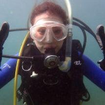 体験ダイビングでは物…