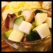 【薬膳】タコと枝豆と…