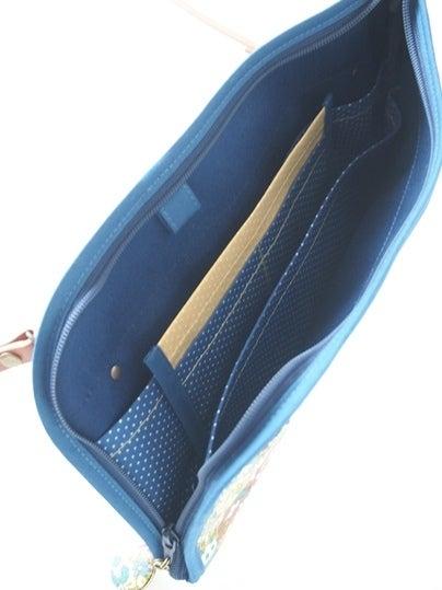 セミオーダーのお財布ショルダーバッグ