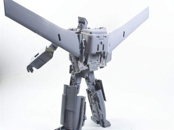 KFC製Stratotankerの試作品画像