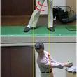 左股関節の内旋動作、…
