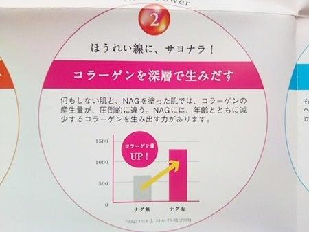40代エイジングケア化粧品ナグプラス口コミ