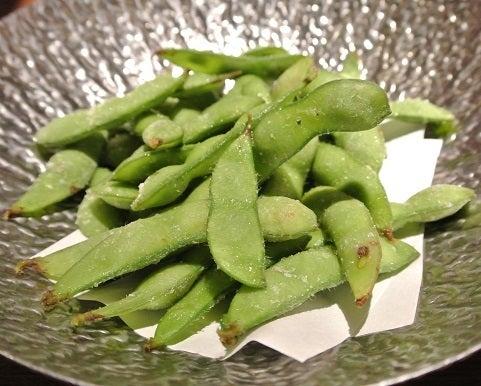 銀座おでん四季旬菜かん 枝豆