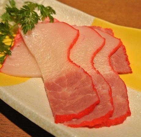 銀座おでん四季旬菜かん 鯨ベーコン