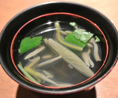 銀座おでん四季旬菜かん じゅんさい