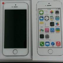 iPhone 5sの…