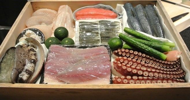 赤坂 藤   本日の旬魚