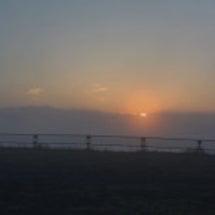 美しい夜明け