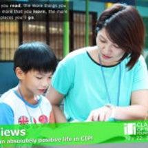 CIPで親子留学!!…