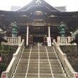 三峯神社でのクリスタ…
