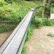 夏休みに千里中央公園…