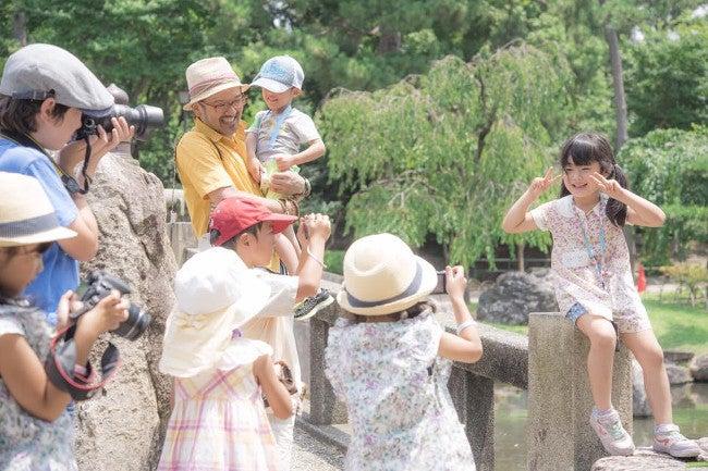 子ども写真教室-名古屋