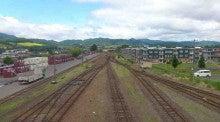 11時富良野駅反対側
