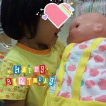孫の誕生日 ☆