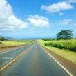 ハワイ レンタカーで…