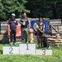 夏の救助犬試験 ③