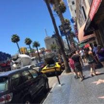 刺激的なロサンゼルス…