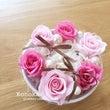 お花のショートケーキ…