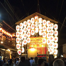祇園祭・後祭の宵山へ