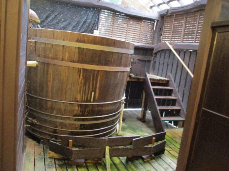 味噌樽風呂2