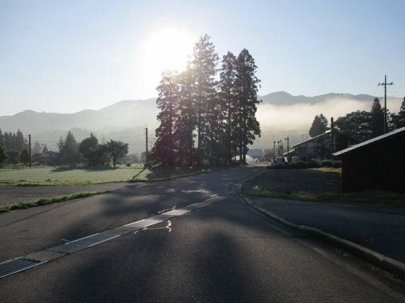 ジョギング・白馬の朝~~2