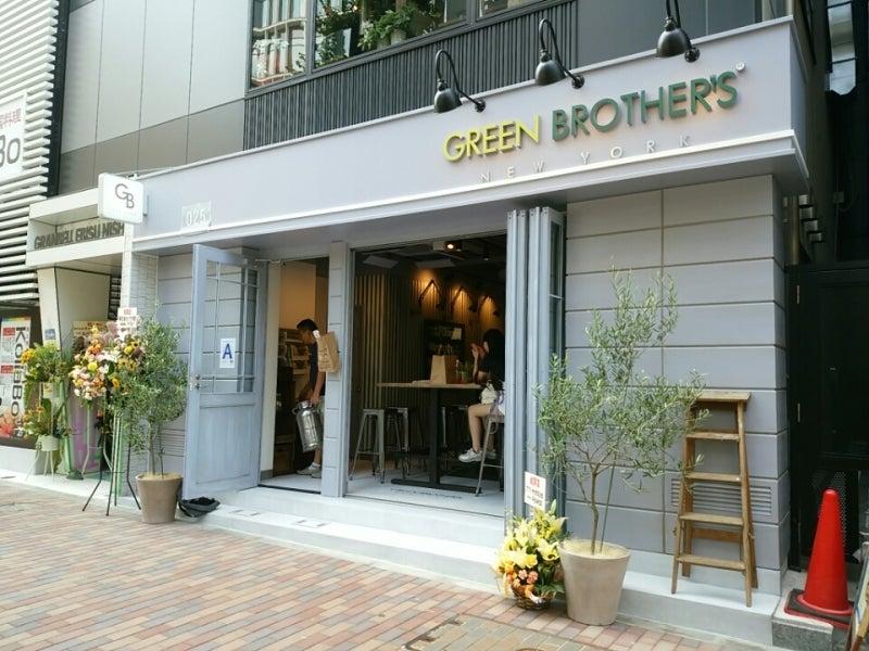 サラダランチ好きに朗報!7/25オープンNYスタイルサラダ専門店「GREEN BROTHERS」