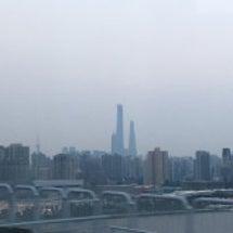 上海ついた