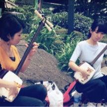 上野公園 路上ライブ…