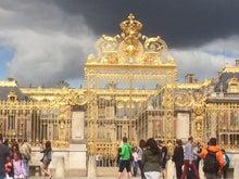 ヴェルサイユ宮殿 ゲート