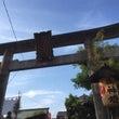 都島神社 夏祭りと浴…