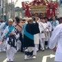 夏祭り 姉崎神社の神…