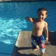 息子が泳げるようにな…