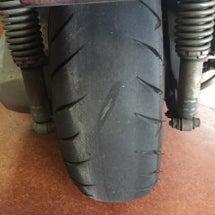 危ない タイヤ