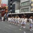 祇園祭の後祭。